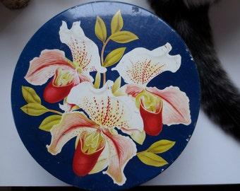 Hibiscus Tin