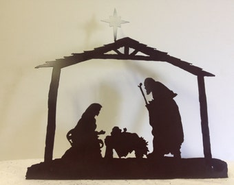 Nativity, Christmas Nativity Scene, Christmas Decoration