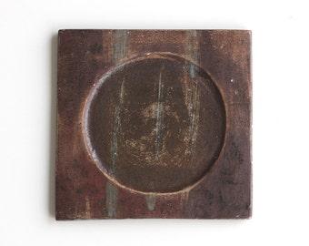 brown tray no.1