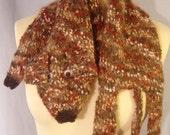 Tweedy Long-leg Gonzales, cute, warm animal scarf