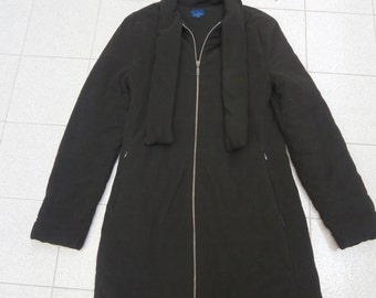 moncler jacket coat tgS 100/authentic dark brown