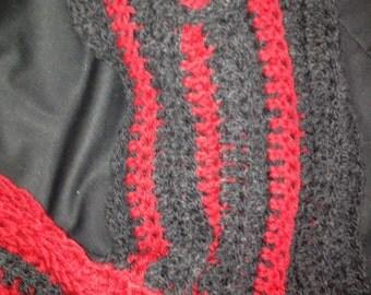 Cute Crochet Scoodie (hooded scarf)