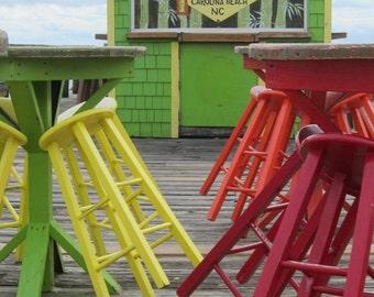 Tiki Bar at Carolina Beach, NC