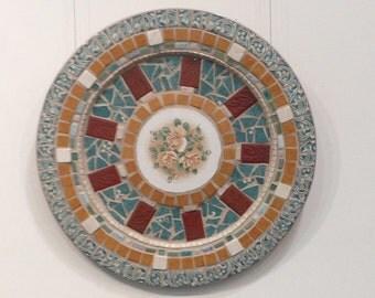 Canberra Autumn Mosaic Platter