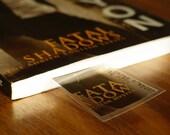 Transparent Fatal Shadows bookmark
