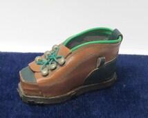 Miniature Shoe Leather