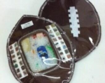 Football I Spy Bag