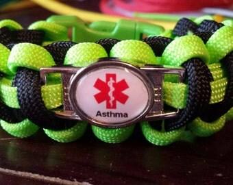 Asthma Medical Alert