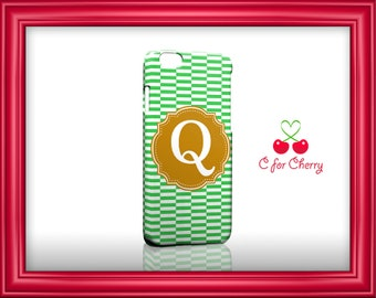 What is your initial - Q 3D Wrapped Phone Case iPhone 6s , 6s Plus , 6 , 6 Plus , 5s , 5 / Samsung S5 , S6 / HTC / Sony / LG