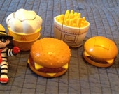 1980's Mcdonalds Toys