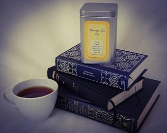 Sylvia Plath Tea