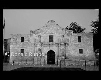 The Alamo Mission in San Antonio, TX-