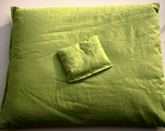 Buckwheat hull pillow for whole family - various sizes
