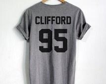 Michael Clifford shirt CLIFFORD 95 tshirt tumblr Unisex  T shirts Clothing