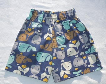 Whale shorts 12 Months