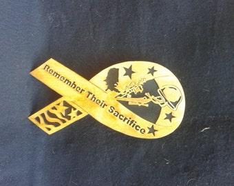 scrollsaw, remember there sacrifice ribbon