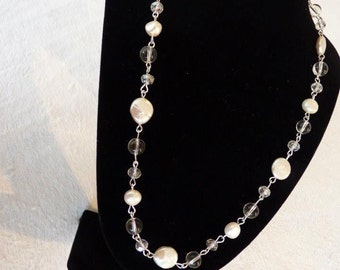 Freshwater Pearl Linked Necklace