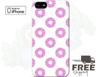 Pink Donuts Phone Case - for iPhone & Samsung (Free Shipping)