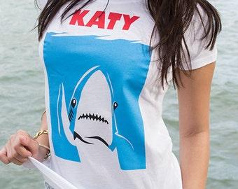Katy Perry Shark T-Shirt | KATY JAWS | Dancing shark