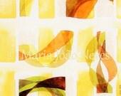 Watercolour high quality digital print, on 230g textured pearl watercolour paper, 20x20cm, 30x30cm