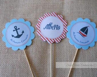 Printable Kit sailor