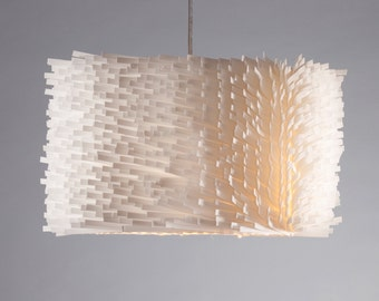 Hanging lamp Ardorosa HL, white