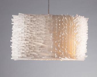 Hanging lamp Ardorosa HL, white