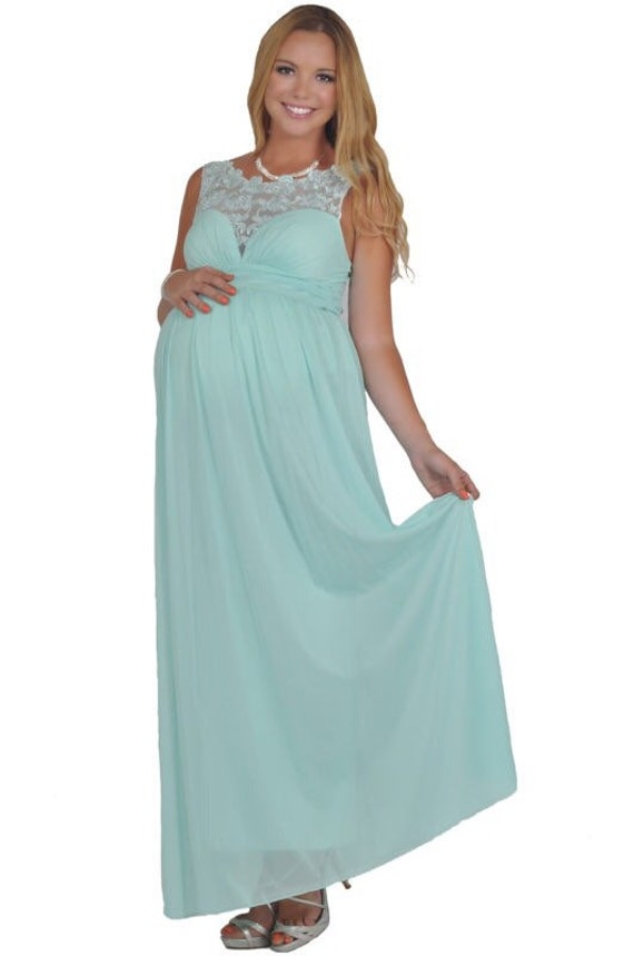 maternity maxi dress for wedding items similar to maternity dress baby shower dress photo 5753