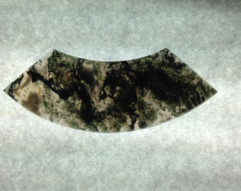 India Green Moss Agate #021