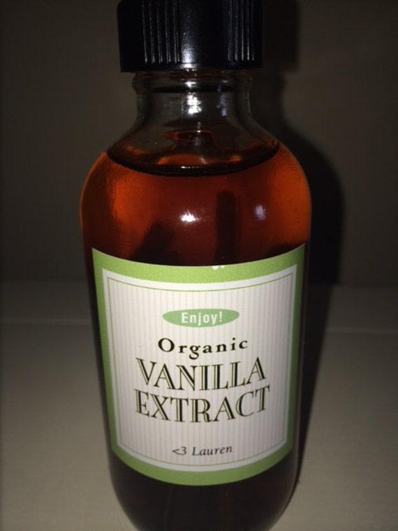 how to make vanilla extract with vanilla bean