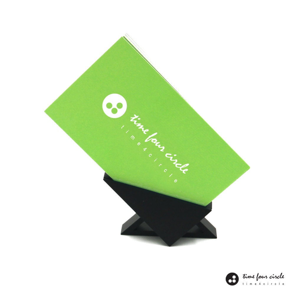 Business Card Holderbusiness card stand Modern And