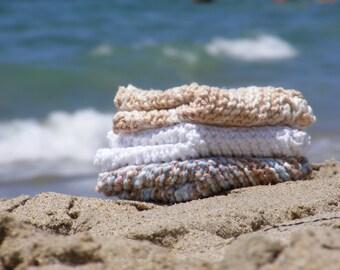 Beach Dishcloth Set