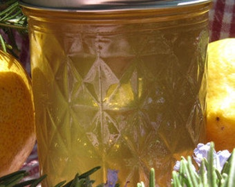 Organic Rosemary Lemon Jelly