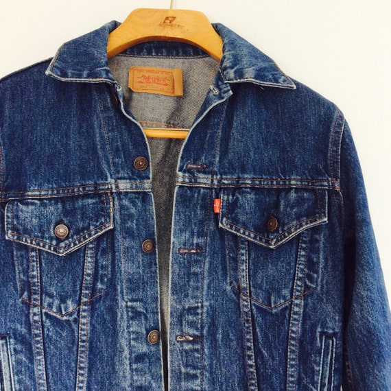 Vintage Denim Jackets For Men - Coat Nj