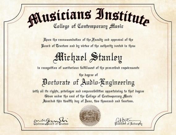 fake engineering degree