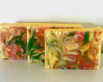 Handmade Soap, Natural Soap, Cold Process Soap, Vegan Soap, Unscented Soap, All Natural Soap, Gentle Soap Bar