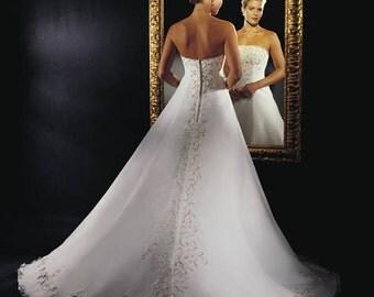 Wedding Gown - Size 12