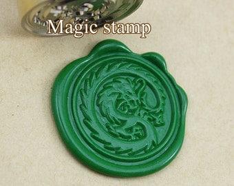 Dragon Wax Seal Stamp, wedding stamp ,party wax seal stamp custom sealing wax (DZ070)
