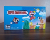 Game and Watch Super Mario Bros New wide screen   Reproduction Collection NO GAME INCLUDED