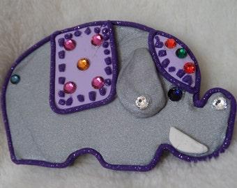 Elephant-magnet