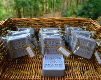Lavender and Green Tea Goats Milk Soap