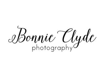 Premade Photography Logo and Watermark Branding - Logo Design - Photography Business Branding