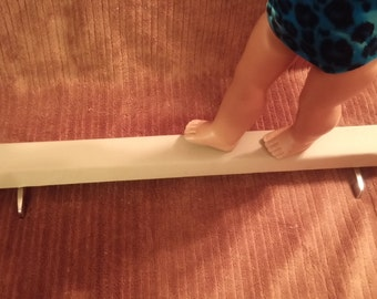 "Balance Beams for 18"" Dolls"