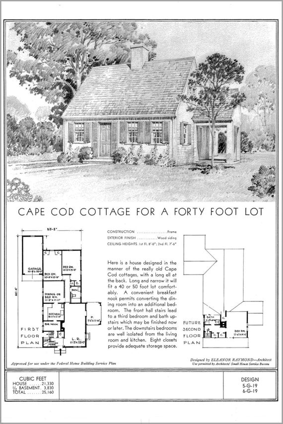24x36 poster architectural floor plans for a cape cod for 24x36 floor plans