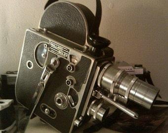 Bolex 16mm Camera 1952