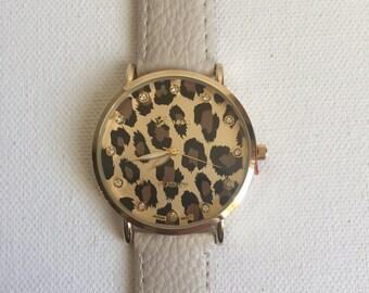 SALE! Leopard watch