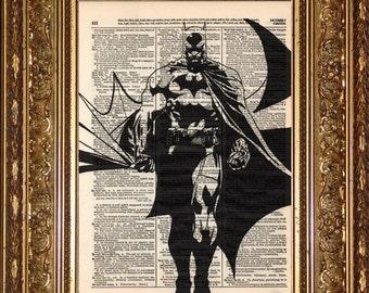 Batman 3 Print