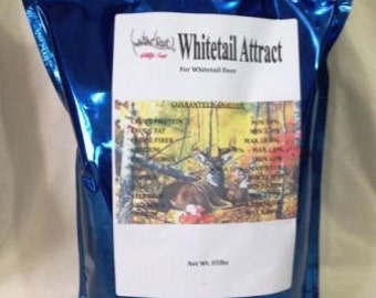 White Tail Deer Feed Attractant