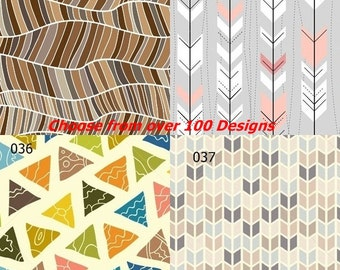 100% Cotton Dog Bed Cover or Dog Crate Cover - Fabric Swatch