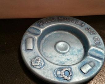 Reed Roller Nit Co Ashtray Aluminum